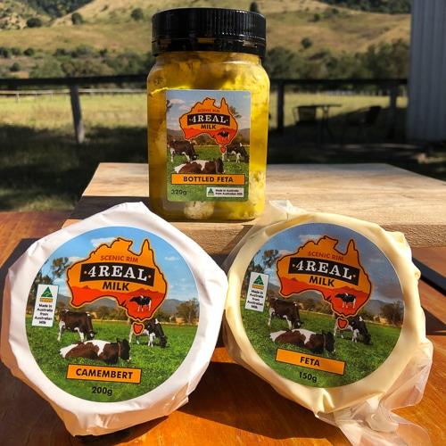 4Real Cheeses